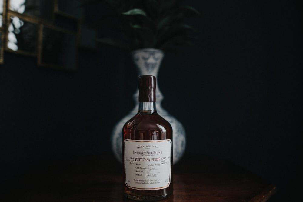 Barbados Foursquare Rum Distillery Bottle
